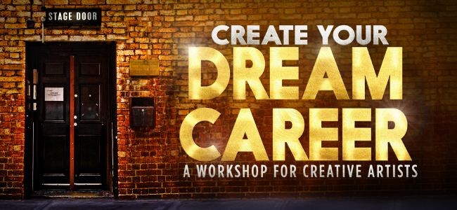 Create Your Dream Career poster